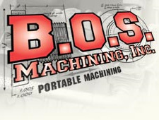 BOS Portable Machining