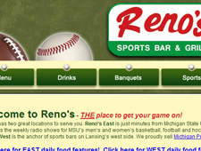 Reno's East & Reno's West Sports Bars