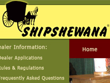 Shipshewana on the Road